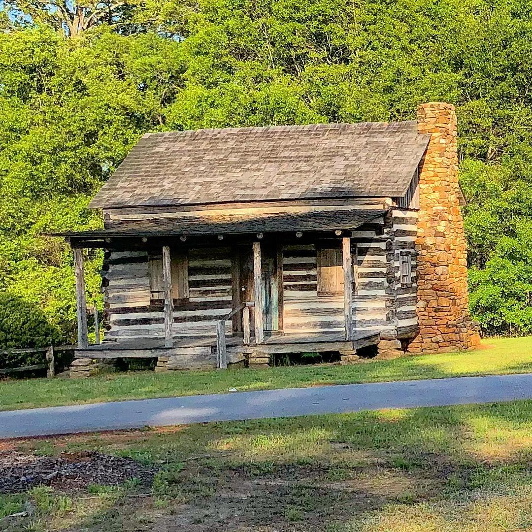 Templeton-Drake Cabin ca. 1764 #1764