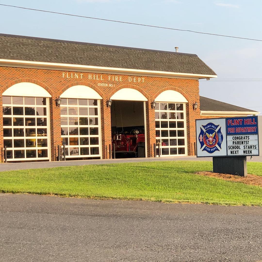 "Flint Hill Fire Department (Fort Mill) says ""Congrats Parents! School starts next week"