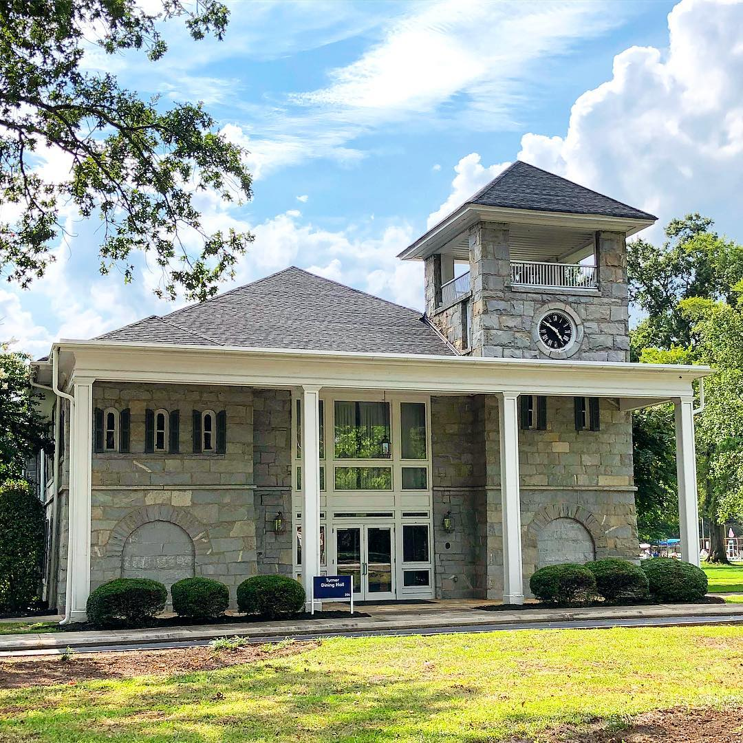 Thornwell Home for Children, originally called Home of Peace, opened to ten children on October 1, 1875. It was started by Dr. William Plumer Jacobs. The campus spans 35 acres and includes a working farm and 13 residential cottages