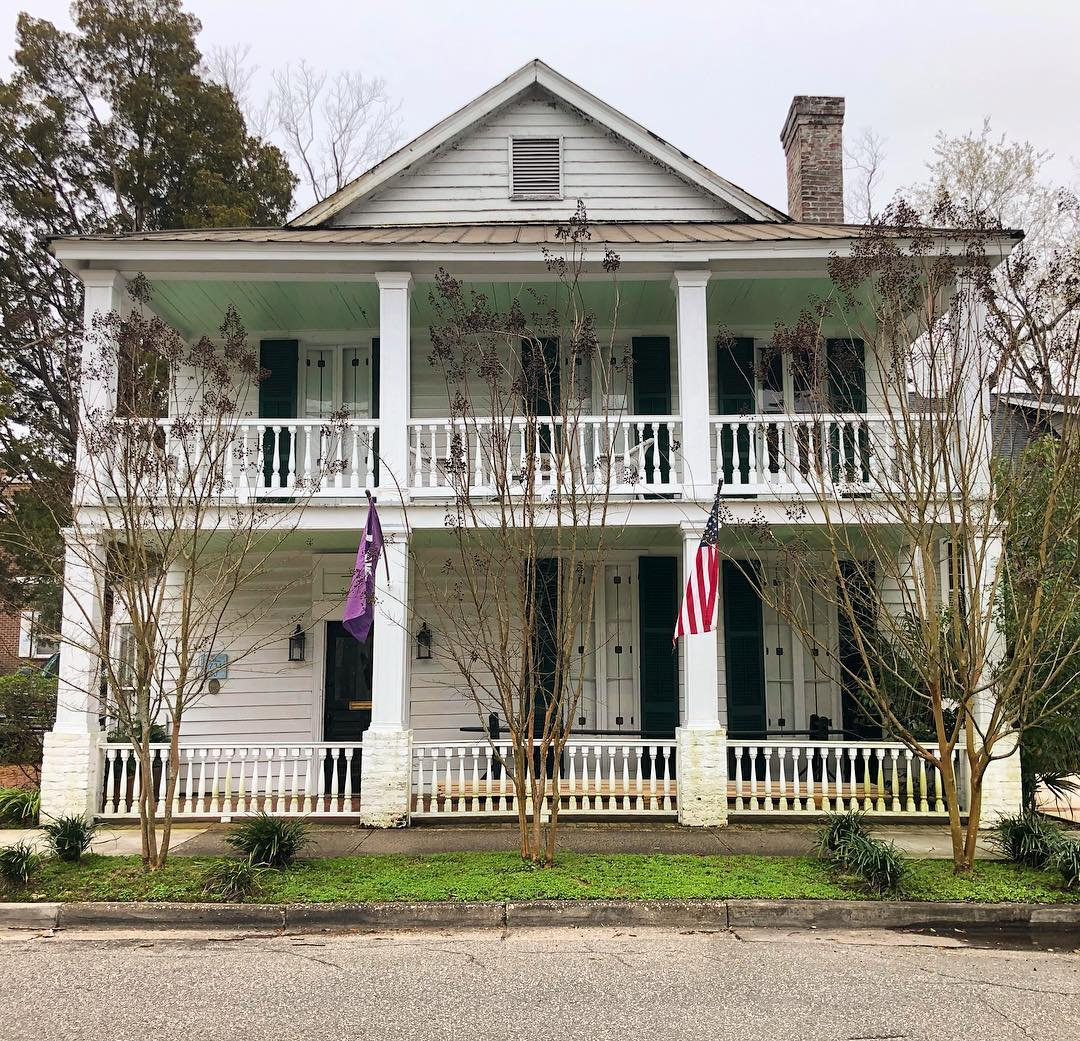 The Thomas Bolem House was constructed in 1734. It is the oldest house in Georgetown and was originally constructed as a tavern. Ghosts of sailors have been reportedly seen here
