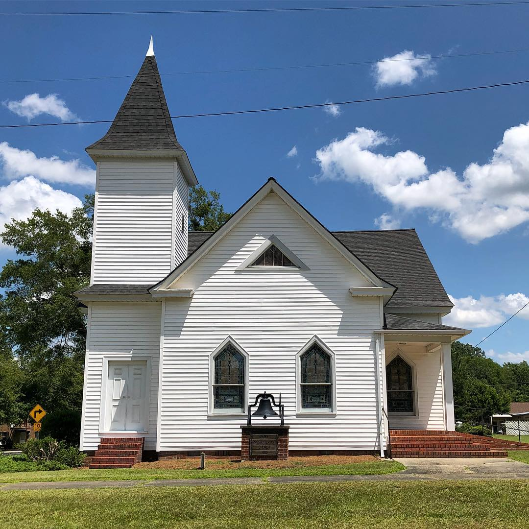Ruby Presbyterian Church was founded and built in 1902