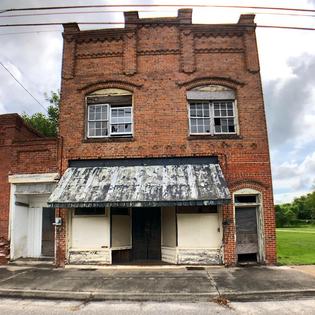 The Bradley Store in Mayesville was built in 1907