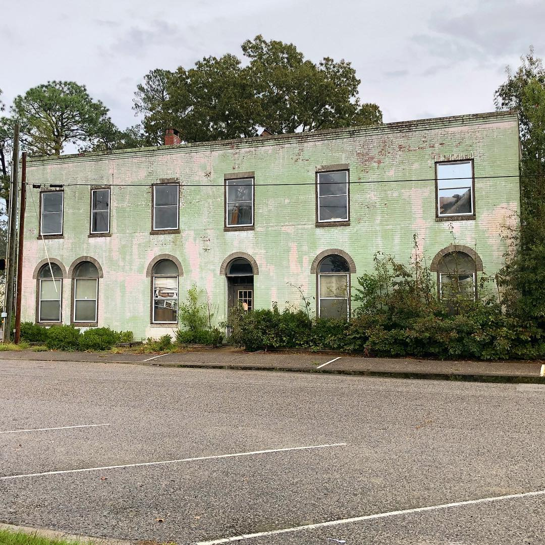 This building was a former Aiken County Government office building