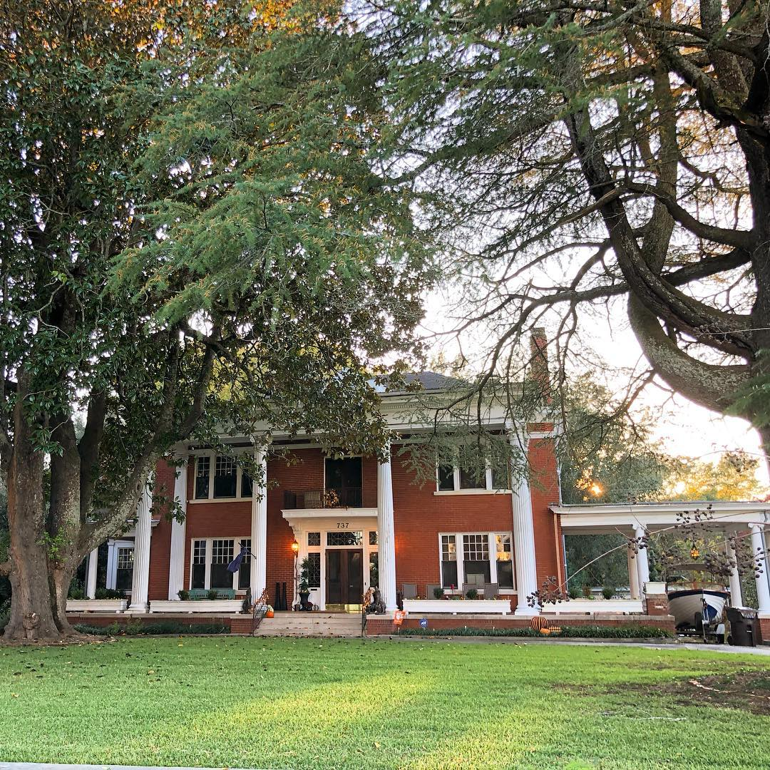 The George Summer House was constructed ca. 1910 and is a Classical Revival style home. It was originally built for Mrs. L. C. Hunter later purchased by Summer. Summer owned the Newberry Hotel, the Newberry Bonded Cotton Warehouse Company, Newberry Lumber Company, and helped start the Commercial Bank of Newberry