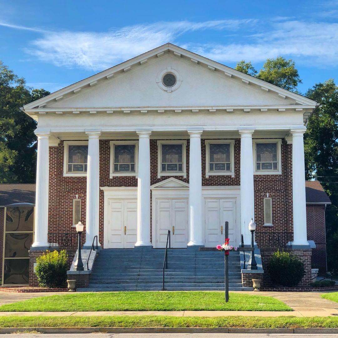 St. John's United Methodist Church in Batesburg was built in 1924 with Pastor T.W. Munnerly. It was originally called St. John's Methodist Episcopal Church