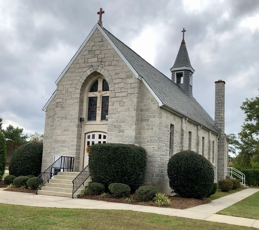St. Boniface Catholic Church in Joanna was built and established in 1949⁠