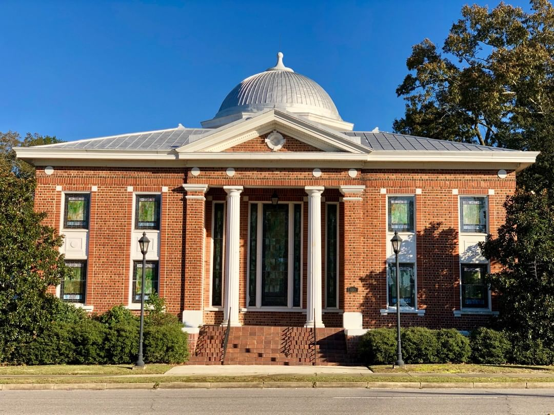 The First Baptist Church of Wagener is a Southern Baptist Church founded in 1887. The current sanctuary was built in 1977
