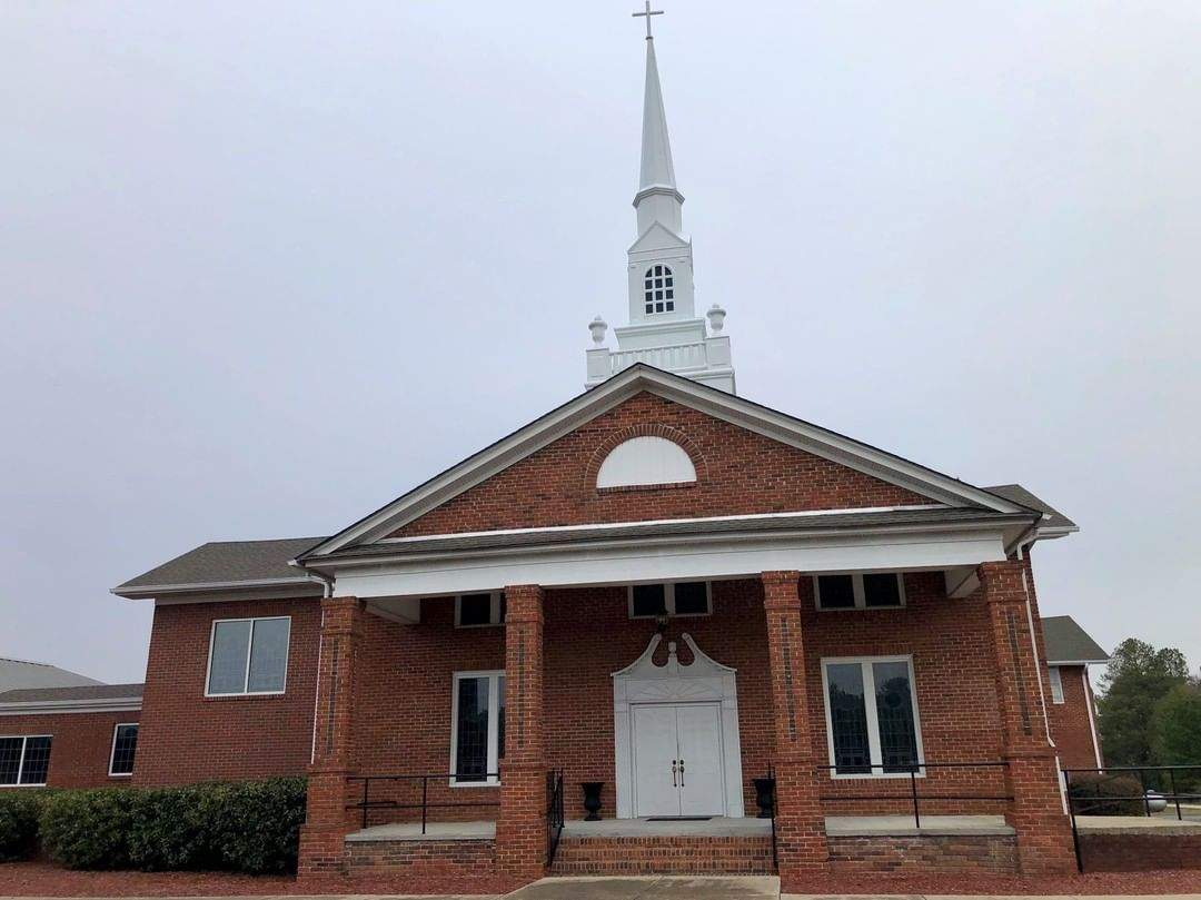 The Mt. Pisgah Baptist Church was established in 1837 and this building was built in 1928