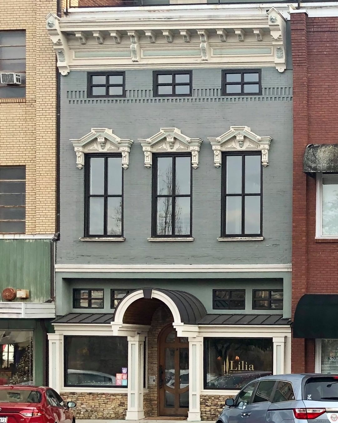 This building in Anderson was built ca. 1890. This building has served as the home to many businesses during its 130 years